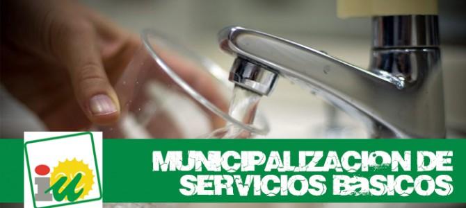 IU propone un Plan de Medidas para acabar con los cortes de agua por impago en Rincón de la Victoria para personas con condiciones sociales difíciles