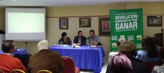 """IU afronta 2015  con el objetivo de """"ganar Rincón para la ciudadanía y luchar contra las desigualdades"""""""