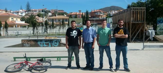 El Pleno aprueba la construcción de un nuevo skate park a petición de IU y de un vecino que participó en la sesión