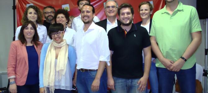 'Izquierda Unida Rincón Para La Gente' presenta su candidatura donde repite Pedro Fernández como cabeza de lista y prima la renovación, la paridad y la juventud