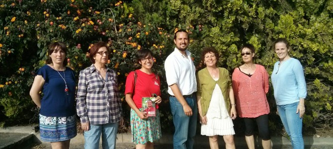 IU Rincón asignará el 5% del presupuesto para políticas específicas de la Mujer