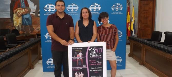 El XII Festival de la Comedia de Rincón traslada el teatro de humor malagueño a la calle