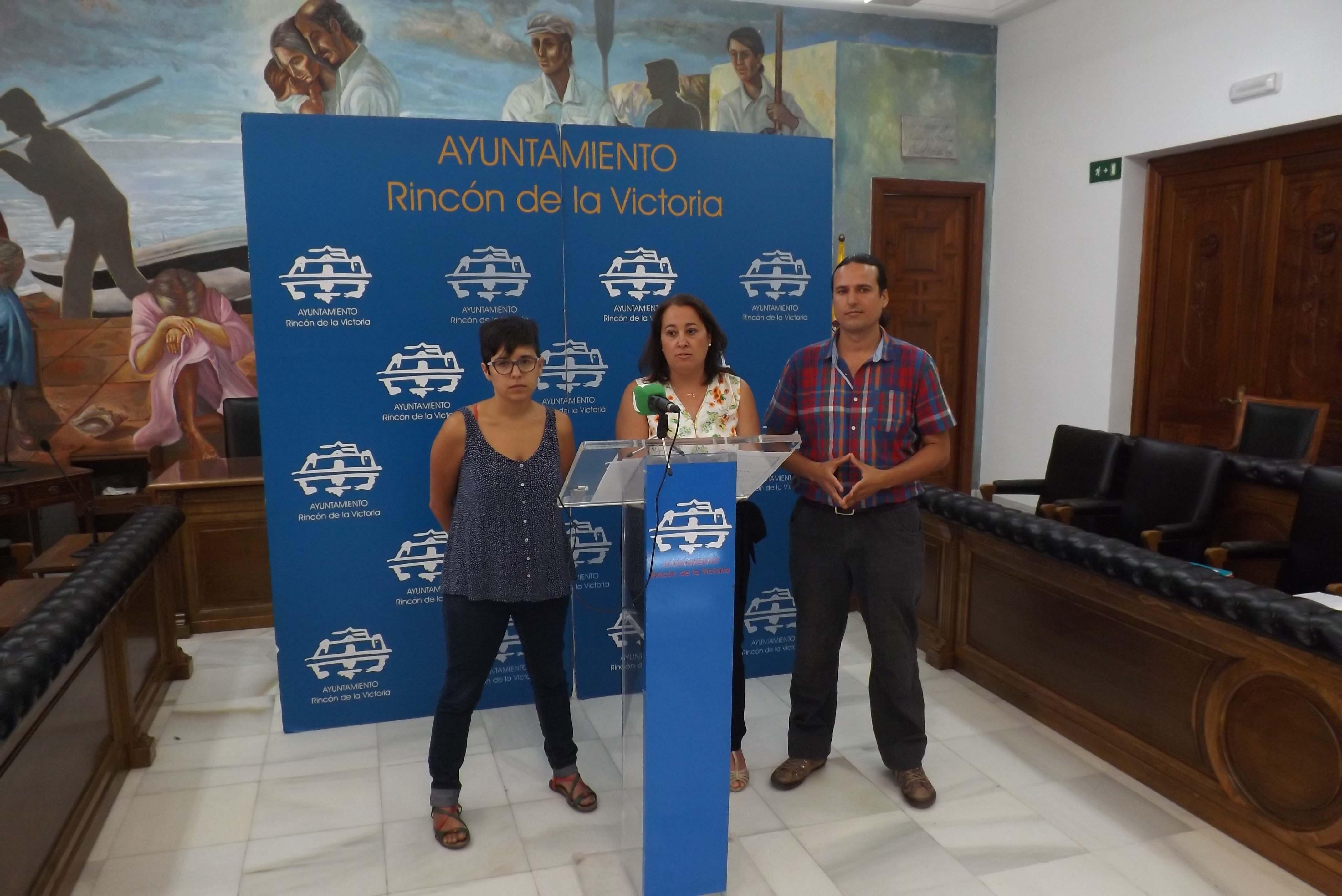 El equipo de Gobierno cumple su compromiso y hace públicas las cuentas de las ferias de La Cala del Moral y Rincón