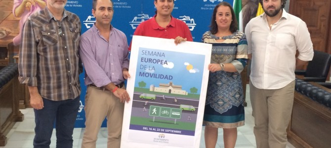 Rincón se adhiere a la Semana Europea de la Movilidad y presenta un calendario de actividades para el uso alternativo al vehículo