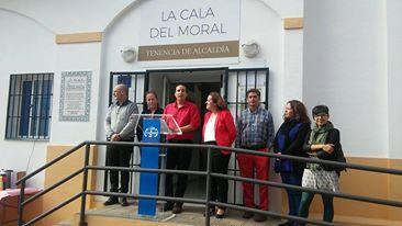 El Gobierno de Rincón inaugura la primera Tenencia de Alcaldía de La Cala del Moral