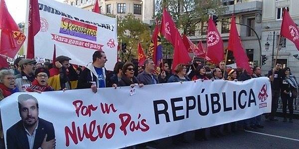 IU Rincón no acude a los actos programados por el Día de la Constitución en señal de protesta para reivindicar un nuevo proceso constituyente
