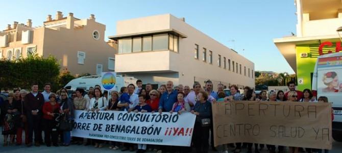 La Junta pondrá en marcha el nuevo Consultorio de Torre de Benagalbón en el próximo trimestre