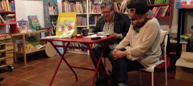 Antonio Romero presenta su nuevo libro Cartas Andaluzas 2015