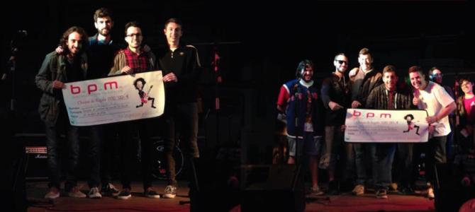 Costanera y Misión Urbana, ganadores del Festival de Primavera que organiza IU para potenciar la cultura musical