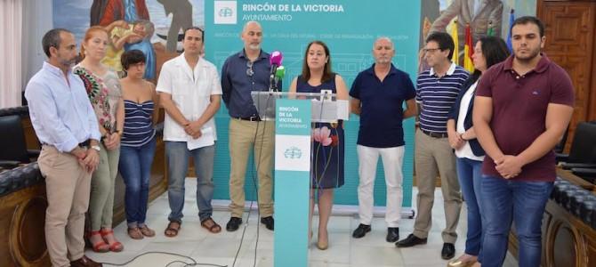 El Gobierno de Rincón valora como `Año de Cambio´ su gestión cercana, responsable y transparente en el primer año de Legislatura