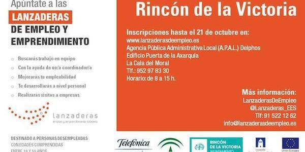 Comienza a funcionar la Lanzadera de Empleo de Rincón de la Victoria