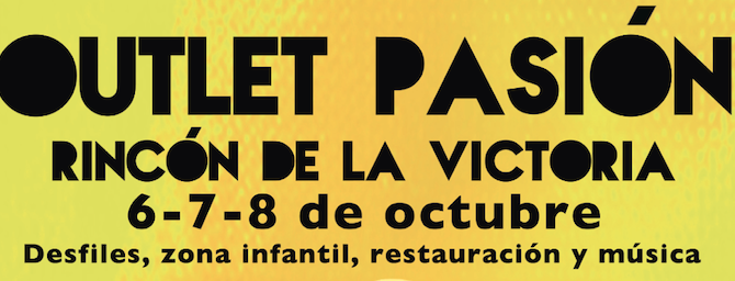 Rincón de la Victoria organiza la feria de oportunidades 'Outlet Pasión' con grandes descuentos
