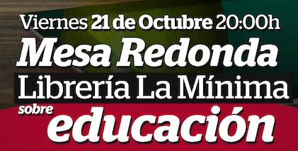 IU Rincón organiza una mesa redonda sobre la educación pública