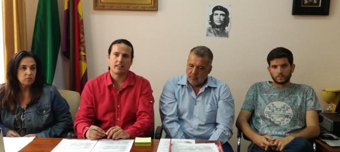 IU exige a la Junta la mejora en instalaciones sanitarias para Rincón con la construcción de un centro de especialidades médicas