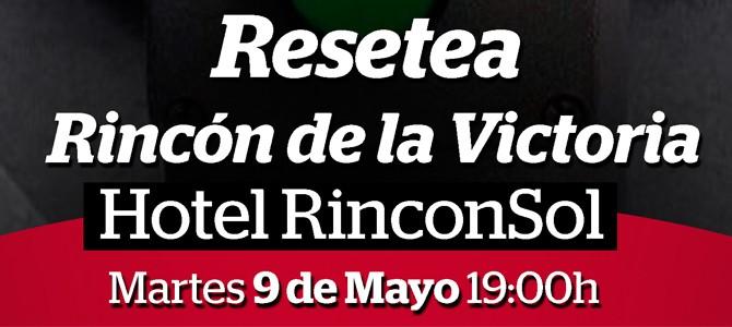 IU Rincón hace balance 'reseteando' el municipio con Antonio Maíllo