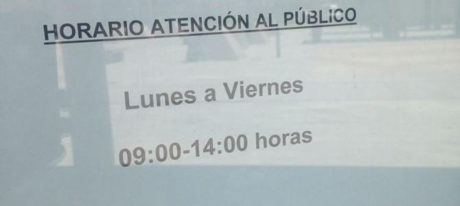 IU Rincón denuncia el cambio de horario del área de Juventud que vuelve a estar sólo abierta por la mañana