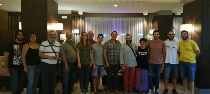 IU Rincón renueva su Consejo Local con la elección de un equipo liderado por Alina Caravaca en la coordinación y José Luis Gómez como secretario político