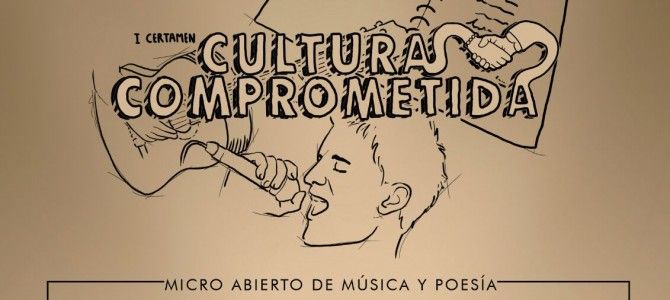 Jóvenes de IU organizan una jornada cultural de micro abierto y debate el sábado 11 de noviembre en el Bar Ratos a las 17 horas