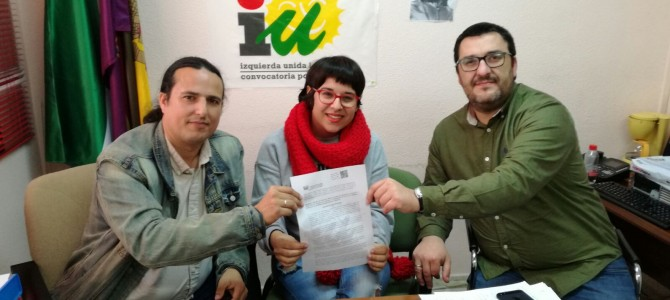 IU pide la dimisión de Francisco Salado como alcalde de Rincón y del portavoz del PP, Sergio Díaz, por su falta de compromiso con la memoria histórica