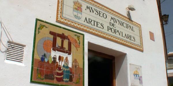 IU solicita el acondicionamiento del Museo de Artes Populares de Benagalbón que actualmente presenta humedades y un gran estado de deterioro