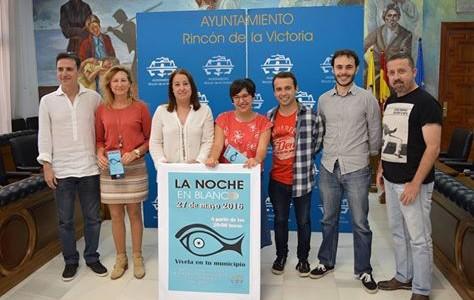 Cerca de una treintena de actividades culturales se dan cita en la Noche en Blanco de Rincón de la Victoria