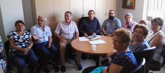 La Tenencia de Alcaldía de La Cala del Moral registra más de 1.700 documentos desde la apertura de las instalaciones
