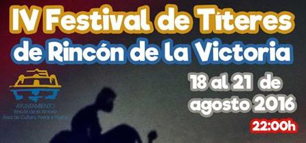 Peneque El Valiente abre el IV Festival de Títeres de Rincón en las plazas y espacios abiertos del municipio