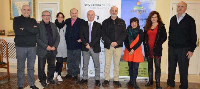 El malagueño Álvaro Galán, ganador del XXIV Premio de Poesía in memorian Salvador Rueda con el título `Los frutos de la herida´
