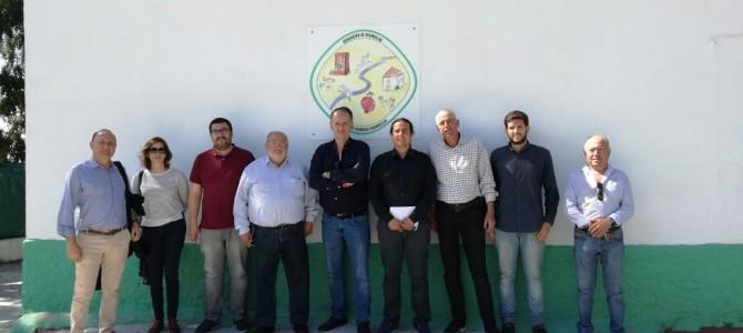IU reclamará en Diputación una partida de inversión para la carretera de Benagalbón para mejorar la seguridad vial y la señalítica en su conexión con la autovía en la zona de Granadillas