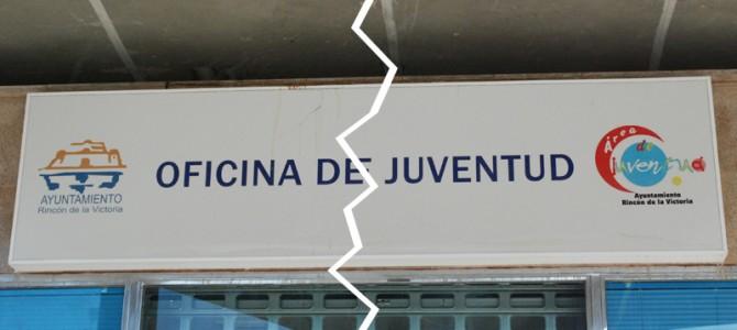 IU Rincón exige un mayor trabajo por parte de la Concejalía de Juventud, que ha sufrido un retroceso desde que IU dejara de gestionarla