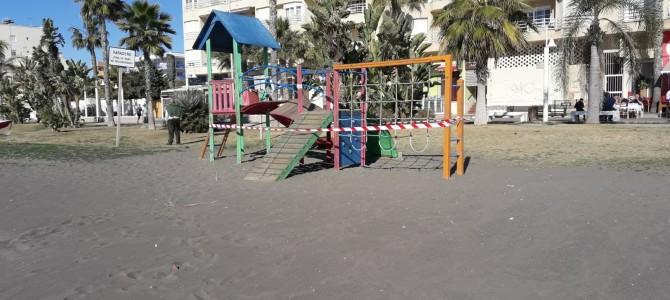 IU Rincón solicita mejoras en los parques infantiles para hacerlos más inclusivos para que todos los niños puedan disfrutar de ellos