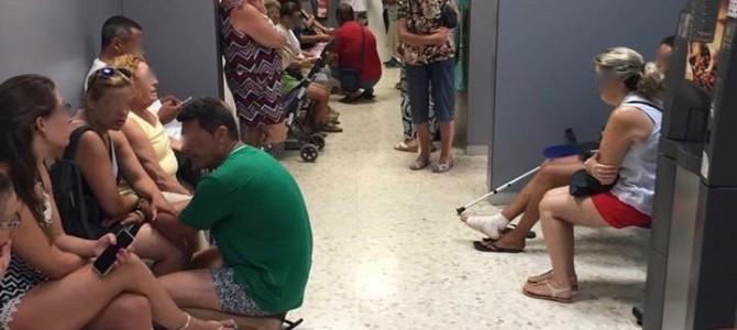 IU Rincón traslada al pleno la petición de las vecinas de La Cala para que el Centro de Salud acoja servicio de Urgencias